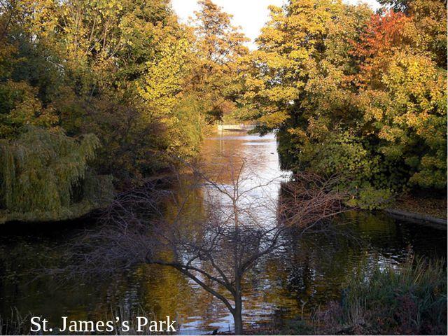 St. James's Park