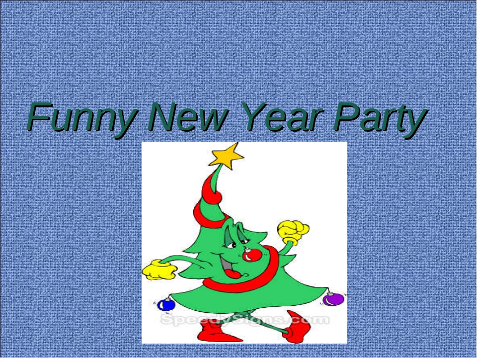 Funny New Year Party