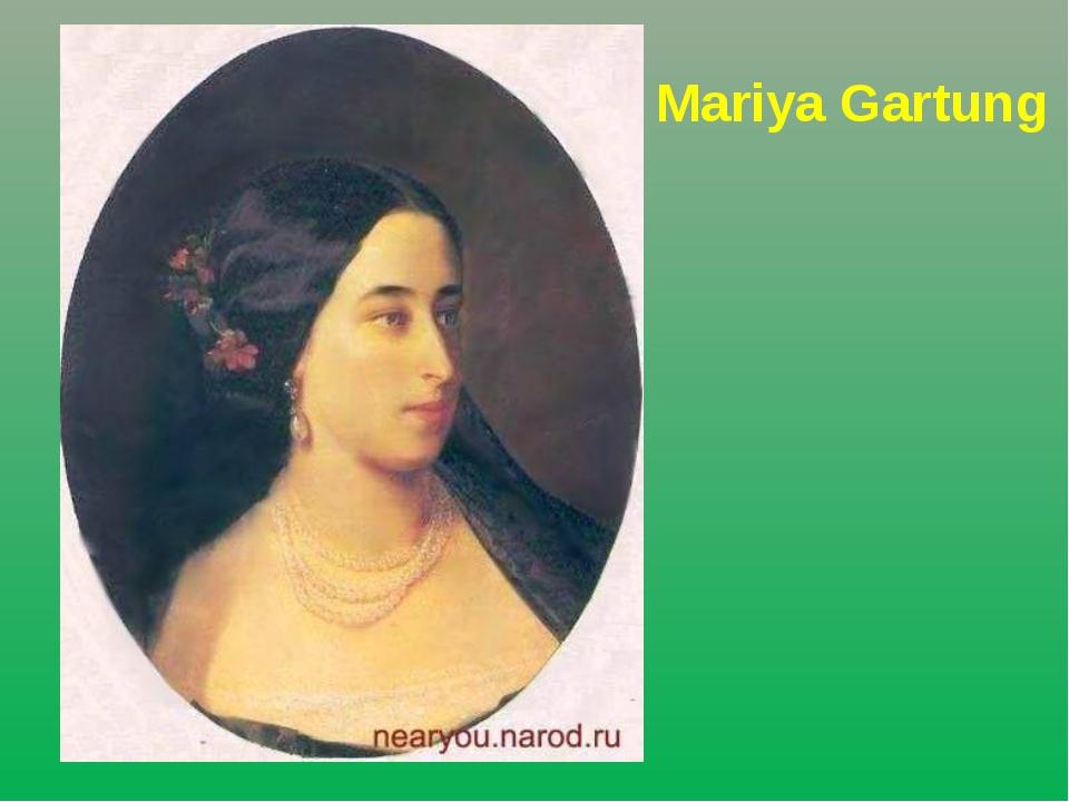 MARIYA GARTUNG mmM.Mm Mariya Gartung