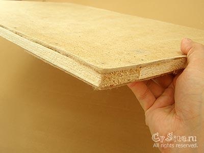 Деревянный планшет для рисования