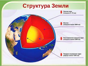 Структура Земли