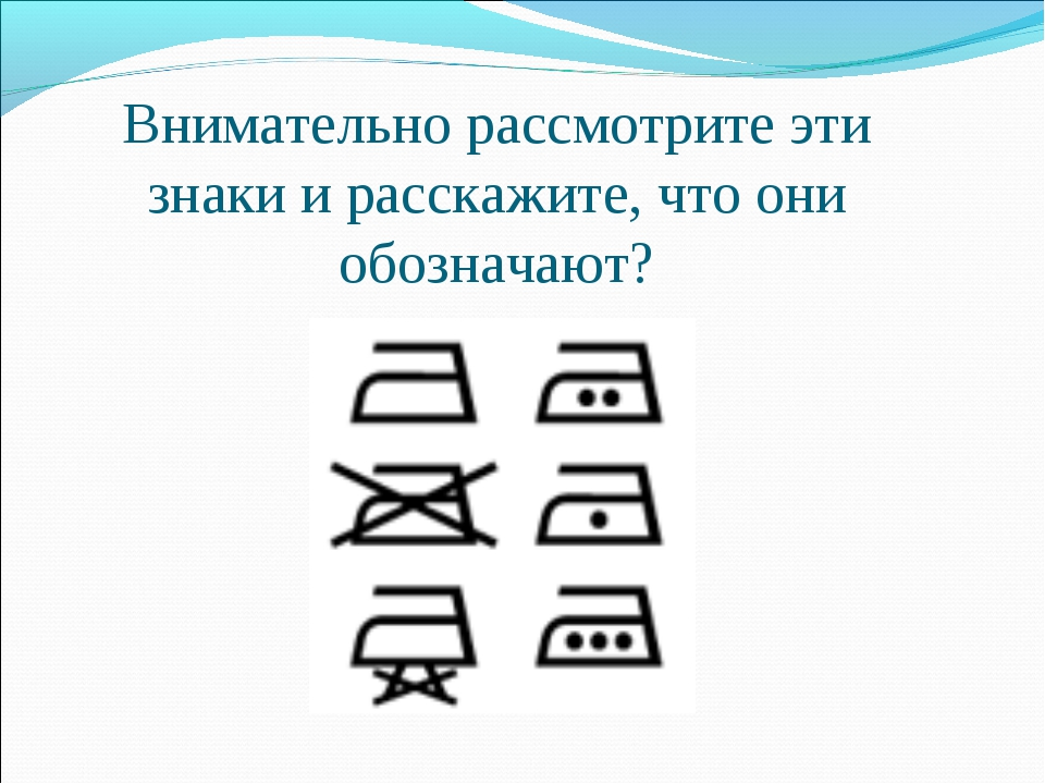 Внимательно рассмотрите эти знаки и расскажите, что они обозначают?