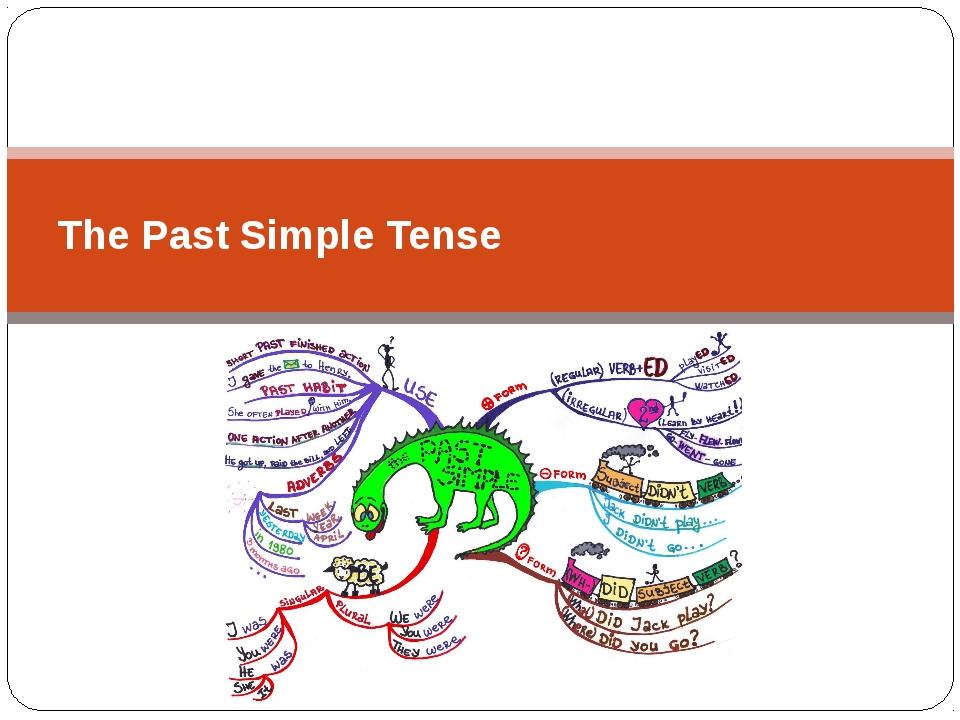 (прошедшее простое время) The Past Simple Tense