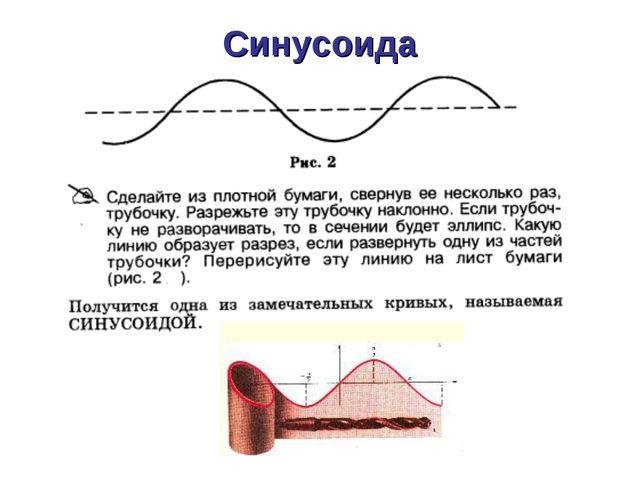 Синусоида