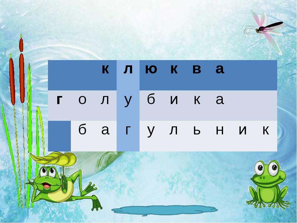 к л ю к в а г о л у б и к а б а г у л ь н и к Блог: http://ton64ton.blogspot...