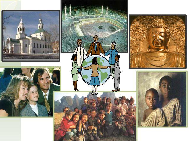 Конфессия – отдельные течения, направления в религии.