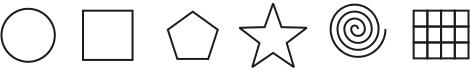 Построение фигур с помощью графических примитивов