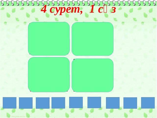 4 сурет, 1 сөз D г 3 а и к ф а р