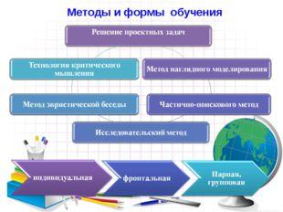 Методы и формы обучения