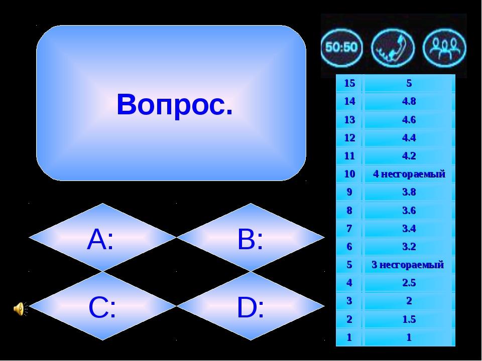 Вопрос. А: B: C: D: 155 144.8 134.6 124.4 114.2 104 несгораемый 93.8...