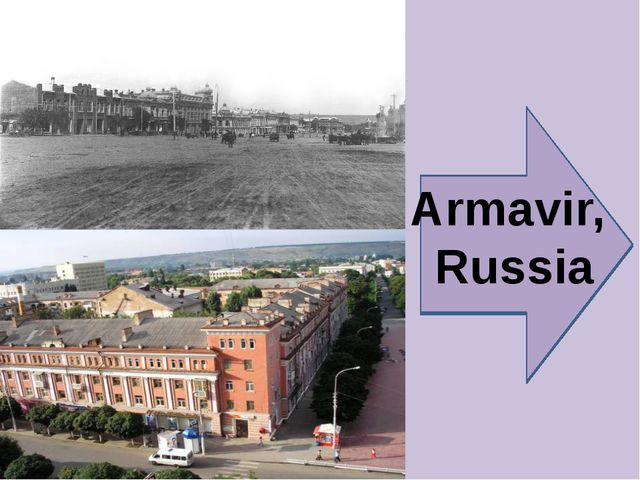 Armavir, Russia