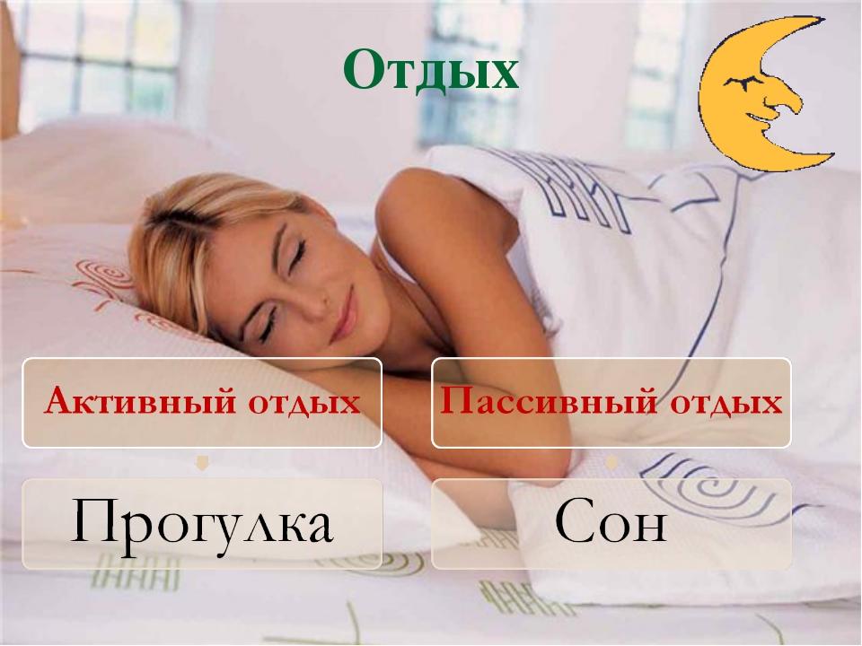 Отдых