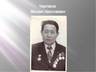 Черпаков Михаил Николаевич