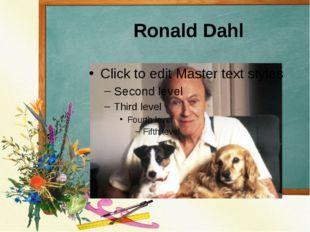 Ronald Dahl