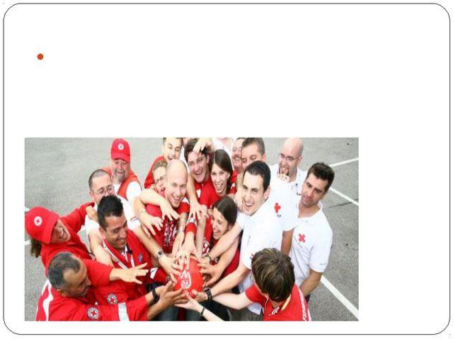 Персонал МККК Более 1200 делегатов и специалистов различного профиля работают...