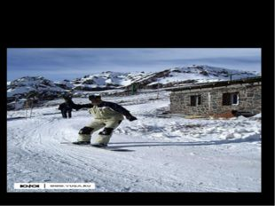 Экстремальный сноубординг