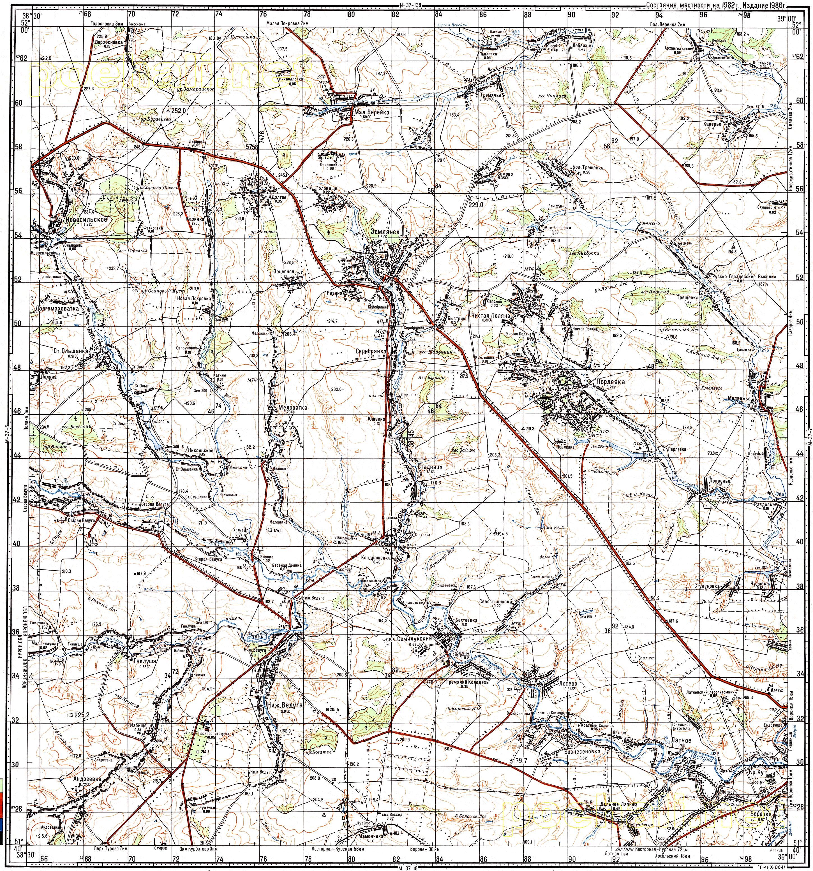 C:\Users\Alex\Desktop\Походы\Поход\Фото\0001 Топографическая карта района путешествия.gif