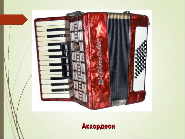 Аккордеон
