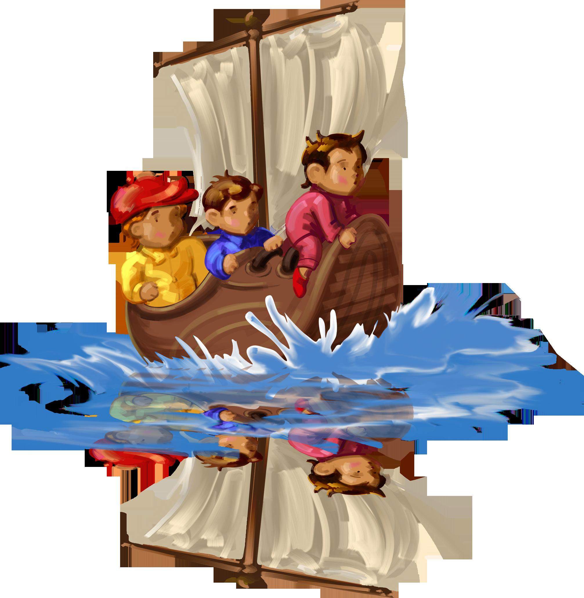 F:\Документы\Фоны оформление\про школу\мальчики в лодке.png