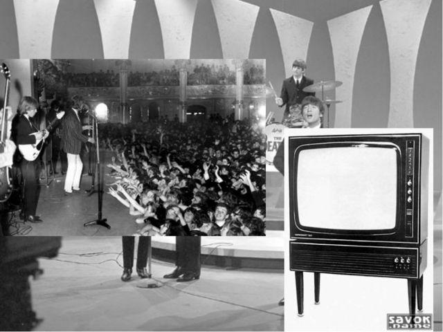 60 е годы XX века