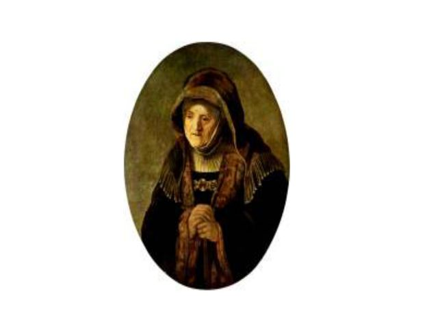 «Мать» художник Рембранд