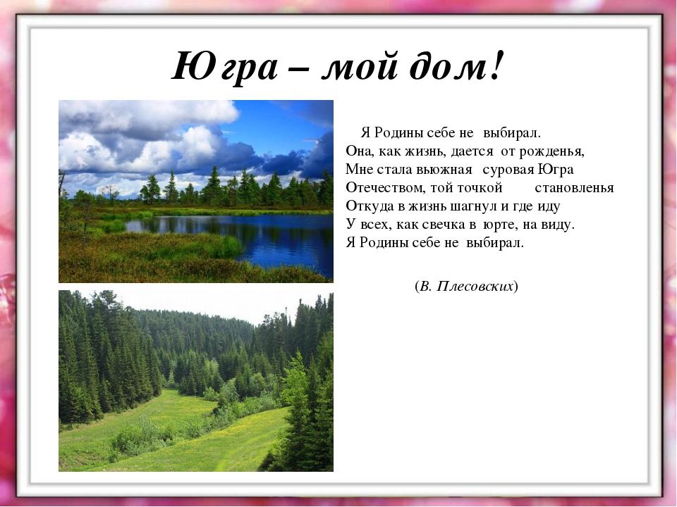 Ханты-Мансийск Столица округа. Ханты-Мансийск живописно раскинулся на лесисты...