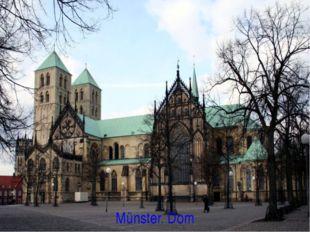 Münster. Dom
