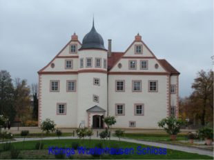 Königs Wusterhausen Schloss