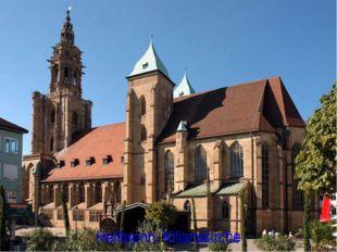 Heilbronn. Kilianskirche