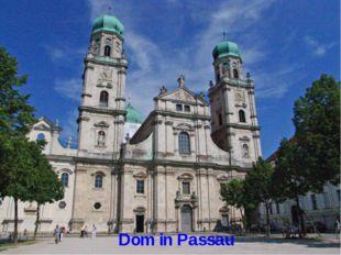 Dom in Passau
