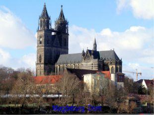 Magdeburg. Dom