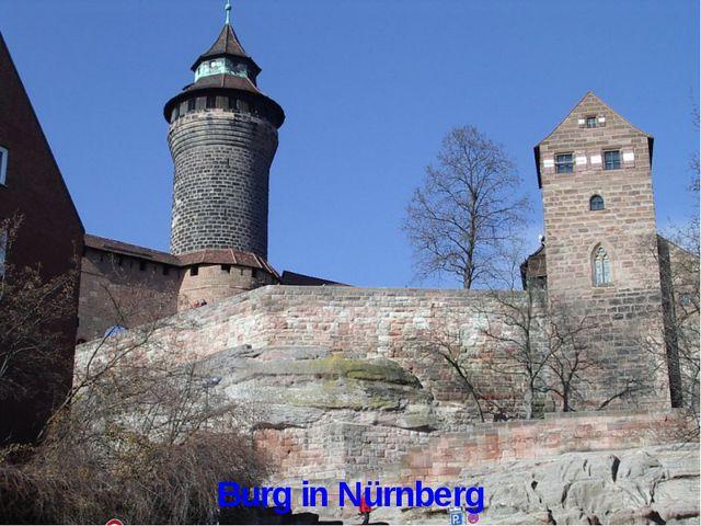 Burg in Nürnberg