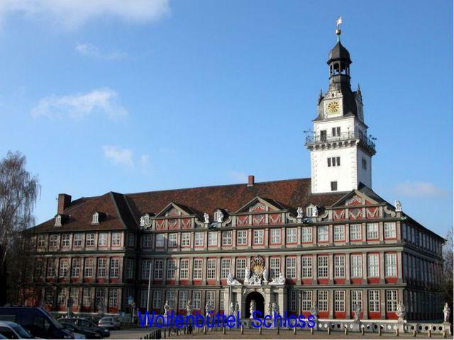 Wolfenbüttel. Schloss