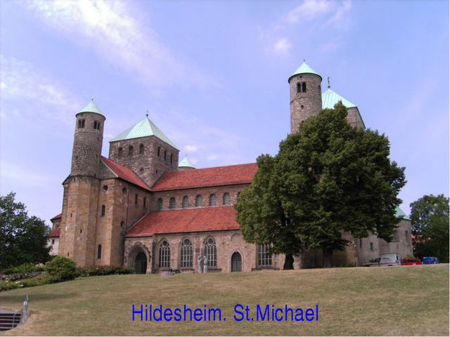 Hildesheim. St.Michael