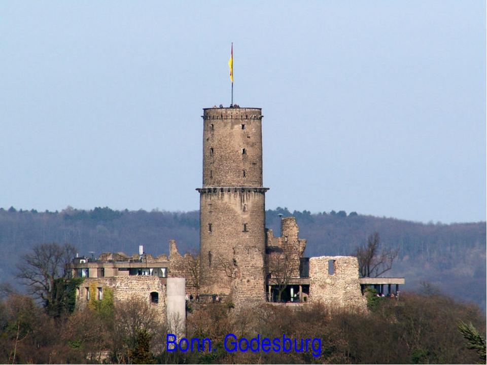 Bonn. Godesburg
