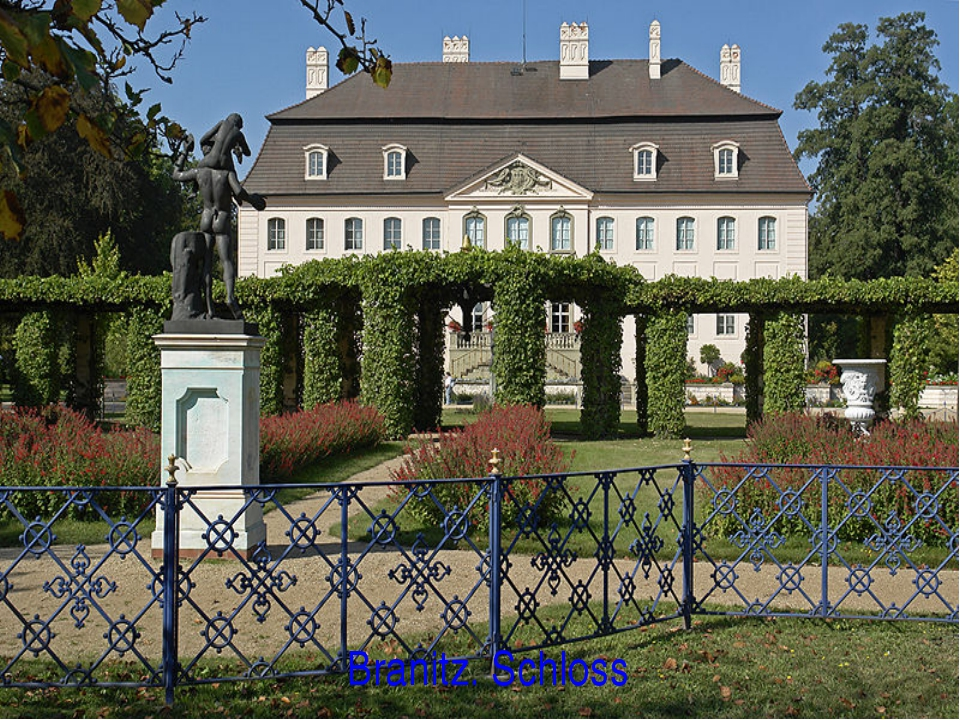 Branitz. Schloss