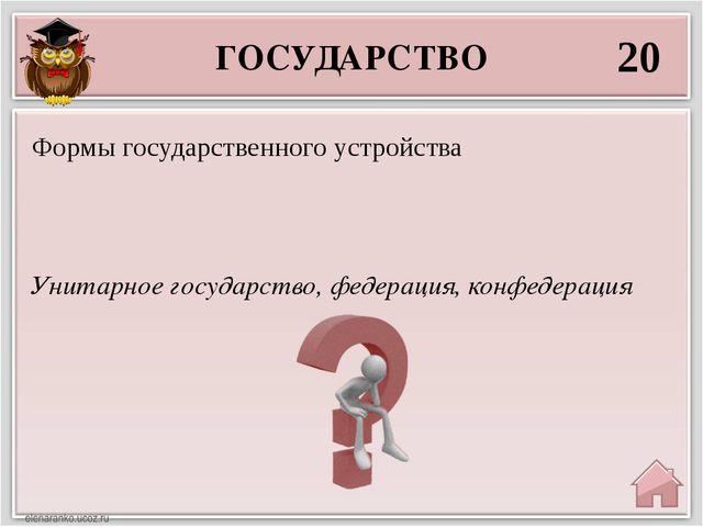 ГОСУДАРСТВО 40 Гражданин Это слово происходит от русского слова «горожанин»,...
