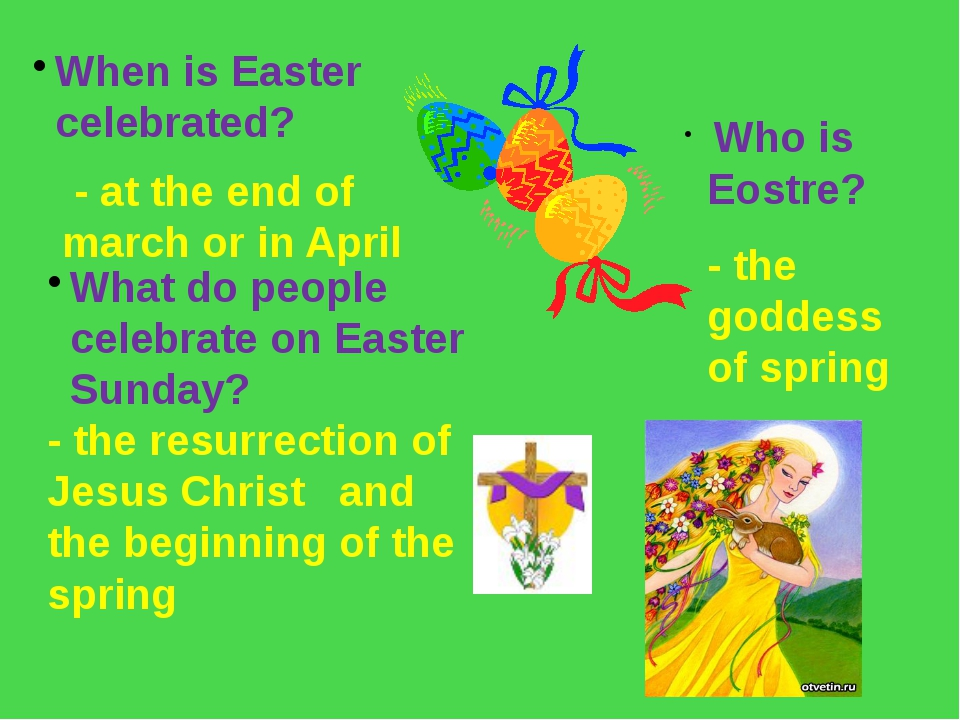 When is Easter celebrated? What do people celebrate on Easter Sunday? - the r...