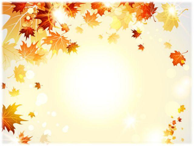картинки осень для презентации