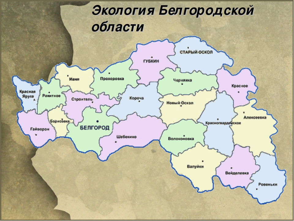 Экология Белгородской области