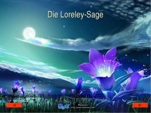 Die Loreley-Sage