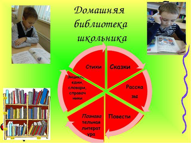 Домашняя библиотека школьника