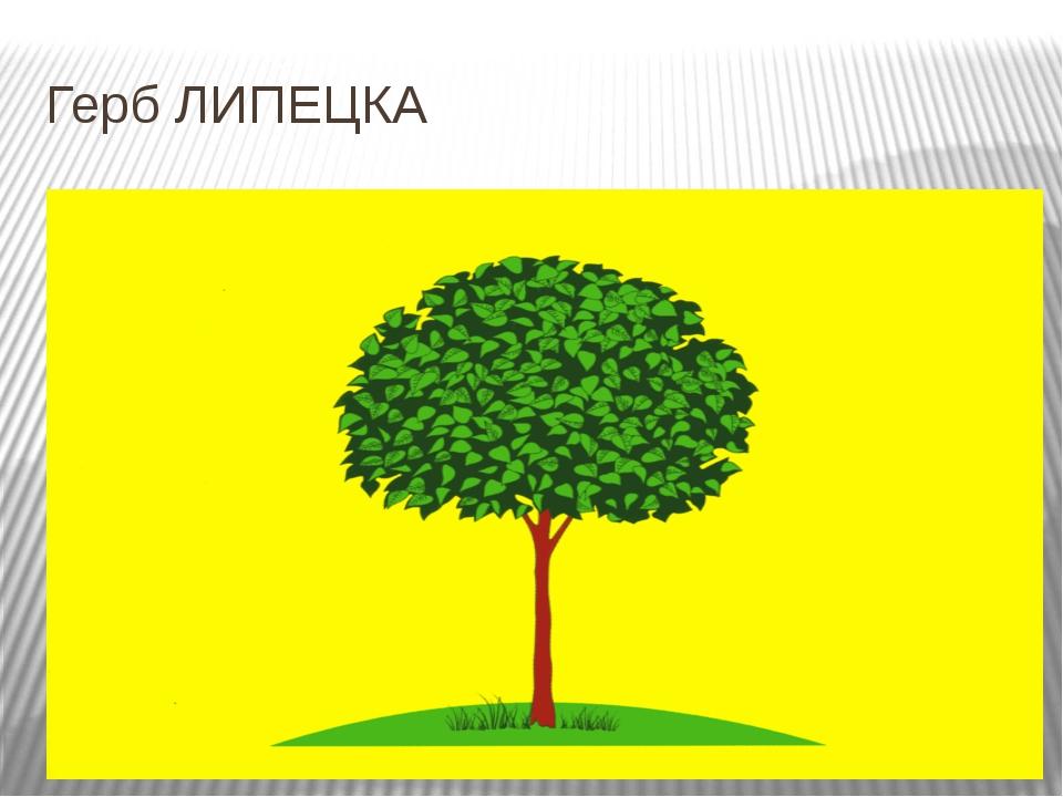 Герб ЛИПЕЦКА