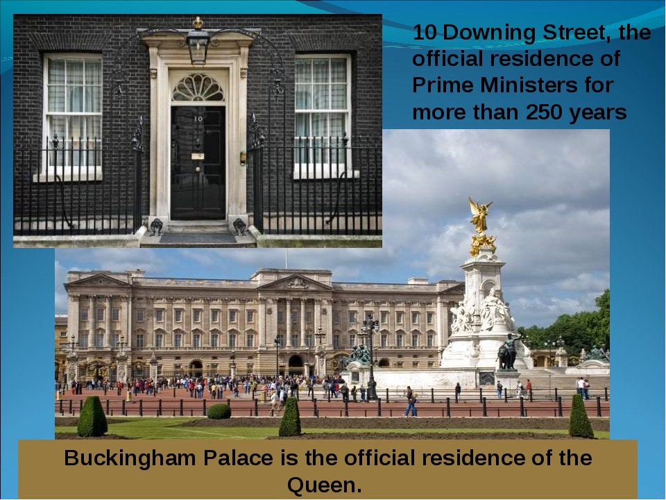 10 Downing Street, the official residence of Prime Ministers for more than 25...