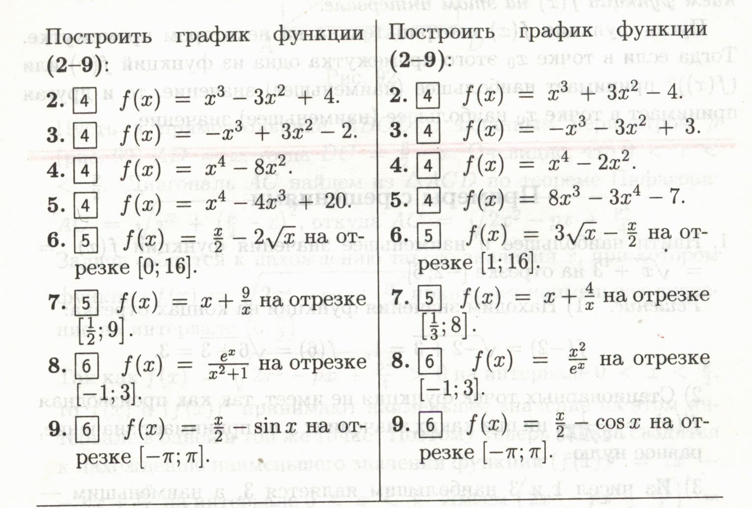 Гдз- по алгебре на тему числа и алгебраические преобразования 10-11класс ш.а.алимов