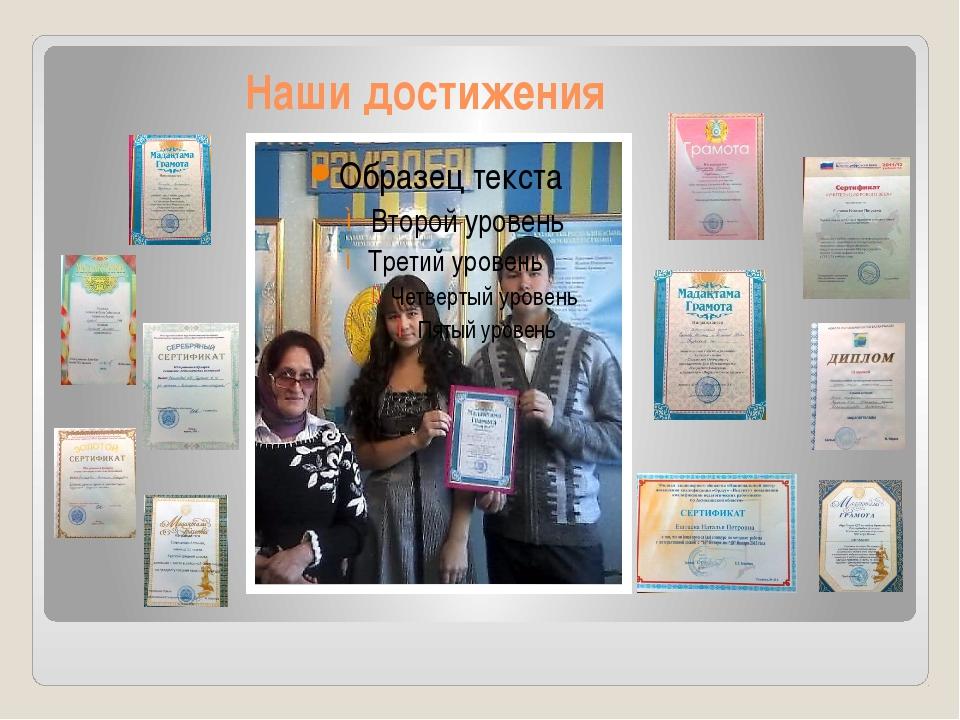 """Наши достижения Интернет - фестиваль """"Учитель - педагог - мастер"""" Окунева Нат..."""
