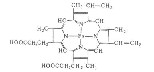Гем-ферропрото-порфирин