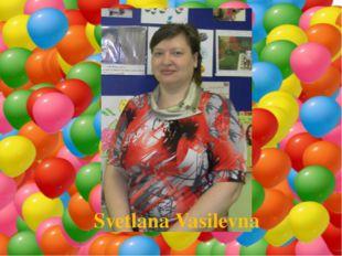 Svetlana Vasilevna