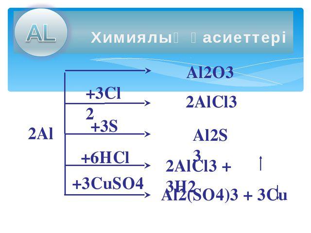 Алюминий қосылыстары тұрақты үш валентті.Алюминий және оның қосылыстары екіда...