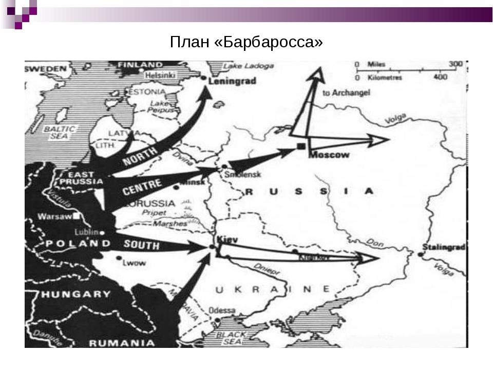 План «Барбаросса»